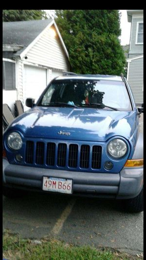 Jeep liberty 2006 for Sale in Ashland, MA