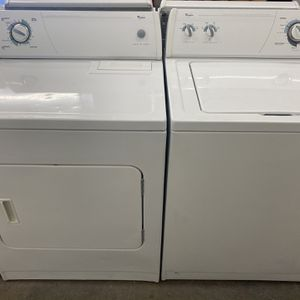 Whirlpool Washer/Dryer Set for Sale in The Colony, TX