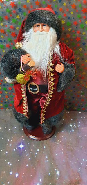 Christmas Santa Claus Figure for Sale in Santa Ana, CA