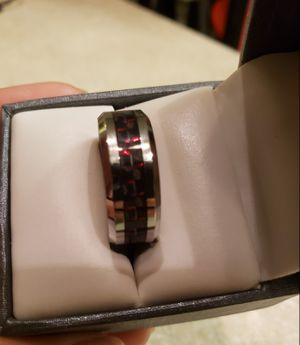 Cobalt Men's ring. Pls check my other items! for Sale in Arlington, VA