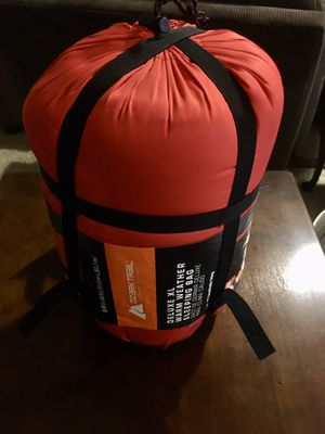 NWT Ozark Trail XL Sized Sleeping Bag Red for Sale in Harrison, AR
