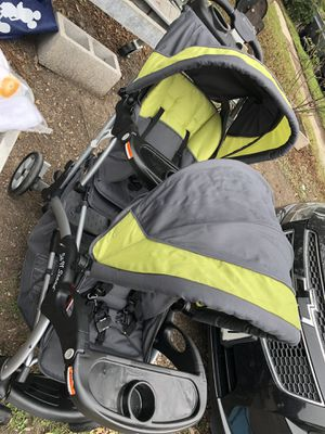 Sit N Stand double stroller for Sale in San Antonio, TX
