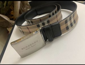 Burberry Belt size 44 for Sale in Farmers Branch, TX