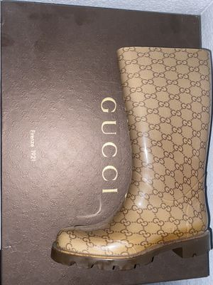 Gucci Rain Boots for Sale in Long Beach, CA