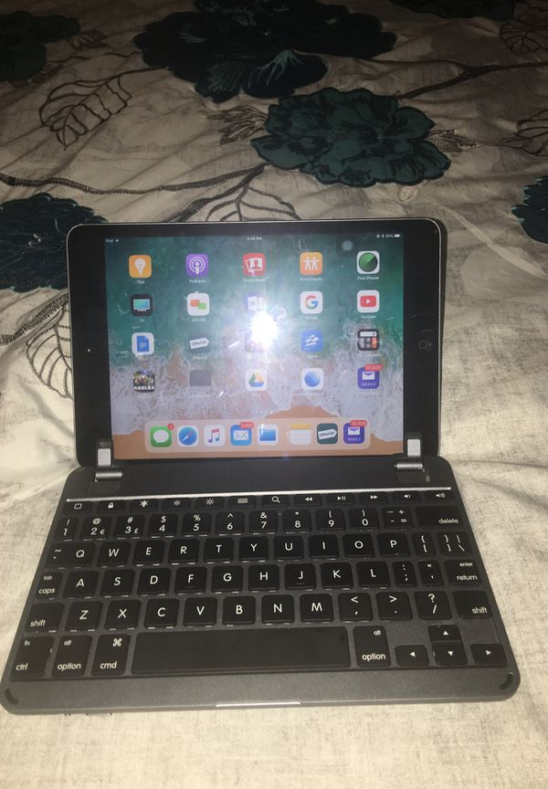 Solid Ipad Mini 2 16 GB w/ Brydge Keyboard