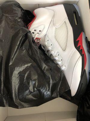 Nike Air Jordan Retro 5 2020 for Sale in Newton, MA