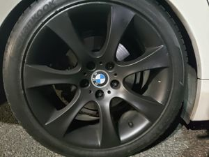 BMW wheels style 124 18 for Sale in Bladensburg, MD