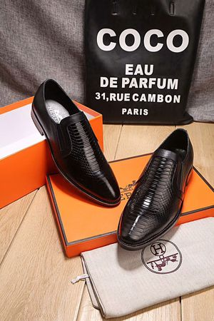 Hermes leather dress shoes for Sale in Merrillville, IN