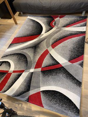 Modern Area Rug 5'3″ x 7′ 7″ for Sale in Washington, DC