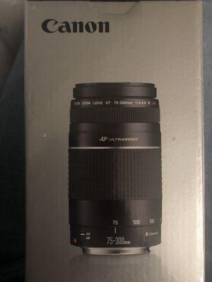Canon Camera Lense for Sale in Los Angeles, CA
