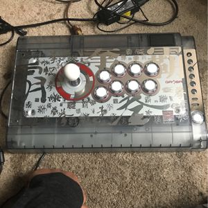 QANBA Crystal Wired USB Joystick for Sale in Henderson, NV