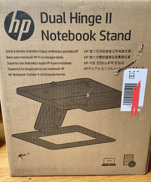 New - HP Dual Hinge II Notebook Stand for Sale in San Francisco, CA