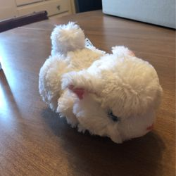 Cepia Happy's Chance Plush Animated Rolling Cat/ Child Toy for Sale in Providence,  RI