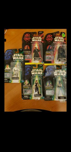 STAR WARS action figures for Sale in Riverside, CA