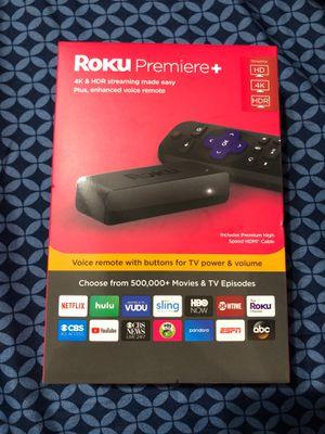 Roku Premiere + for Sale in Bertram, TX