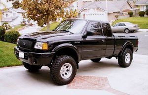 2002 Ford Ranger Regular Cab No mechanical issues for Sale in Downey, CA