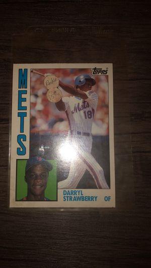 Baseball card for Sale in Fresno, CA
