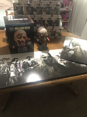 Walking dead collection for Sale in Menifee, CA