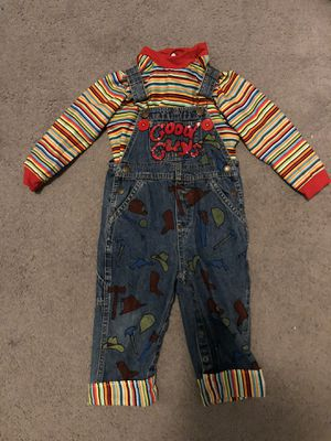 Chucky Costume for Sale in Staten Island, NY