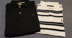 Two Nautica Polo Shirts for Sale in Middletown, MD