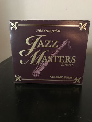 "5 CD's Jazz Music set ""Jazz Masters"" series for Sale in Ocala, FL"