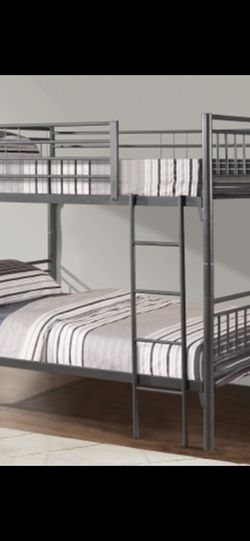 Full/Full Bunk Beds (Mattress Sold Separately ) for Sale in Riverside,  IL