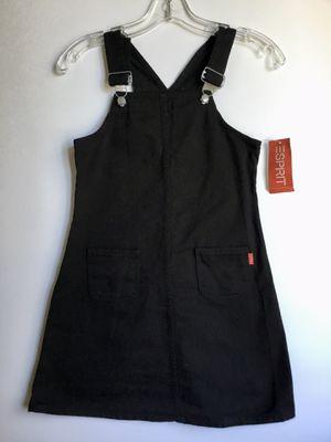 Spirit Black Jean Overall Dress Kids for Sale in Sacramento, CA