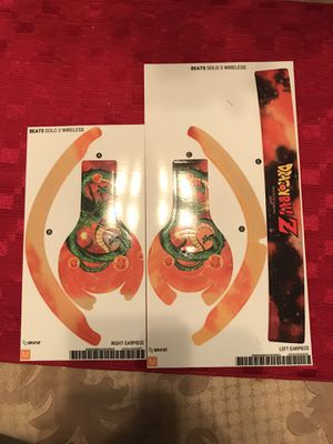 Dragon ball Z Skin it for Beats Solo 3 Wireless for Sale in Bedford, OH
