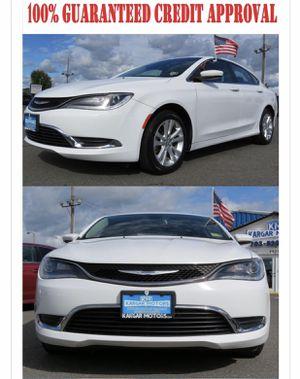 2016 Chrysler 200 for Sale in Manassas, VA