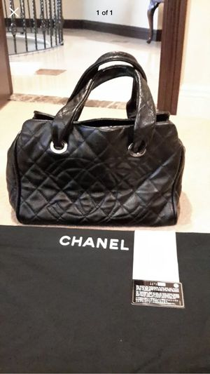Authentic Chanel Large tote for Sale in Rancho Cordova, CA