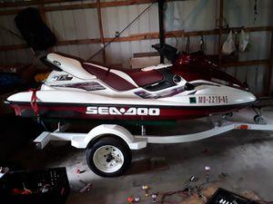 99 Sea doo 3 seater for Sale in Joplin, MO