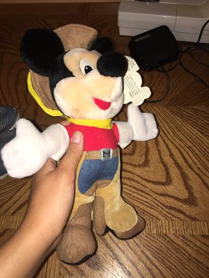 New Mickey stuffed animal for Sale in Dearborn, MI
