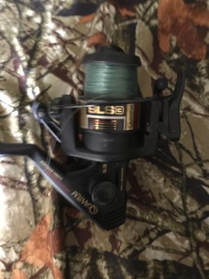 Carp and catfish spinner reel works great for Sale in Mesa, AZ