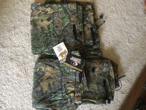 Camo pants 15 each for Sale in Cary, IL
