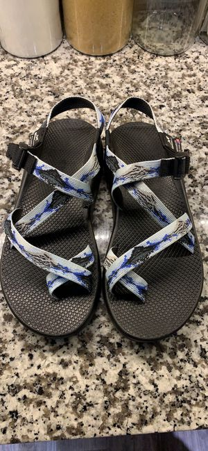 Brand new men's 10.5 chacos national parks edition - glacier nat. Park for Sale in Charlotte, NC