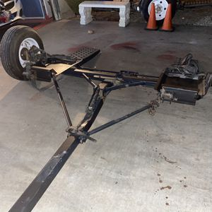 Tow Dolly With Build In Ramps for Sale in Victorville, CA