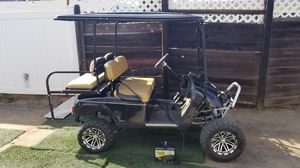 E Z GO Electric Golf Cart for Sale in Santee, CA