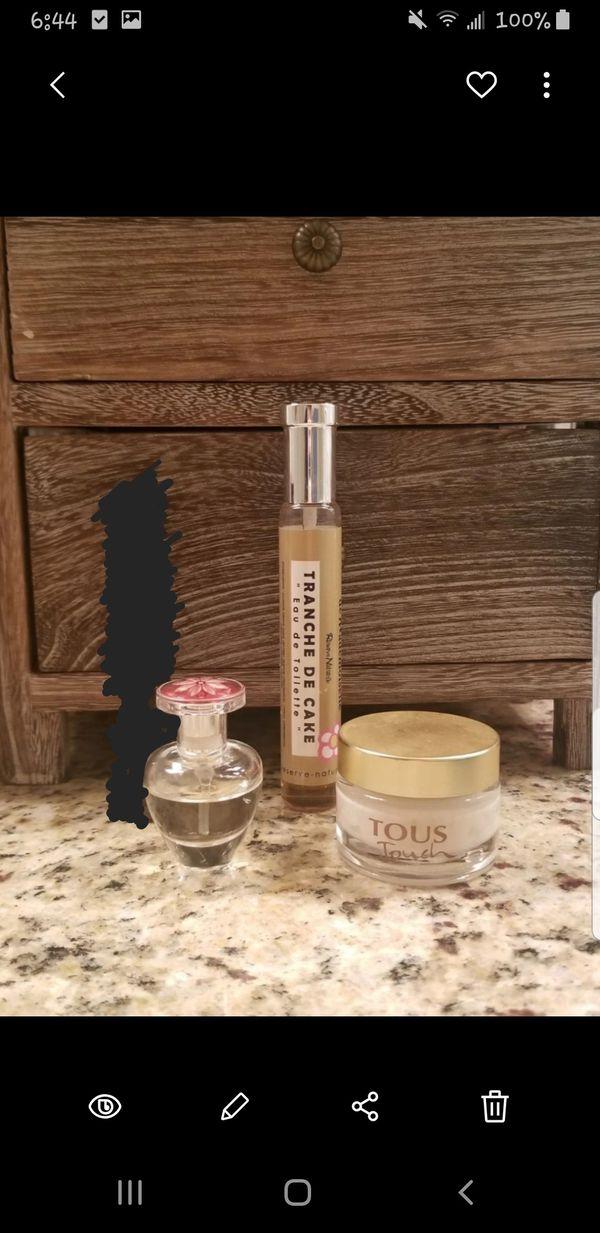 Perfume/lotion Lot