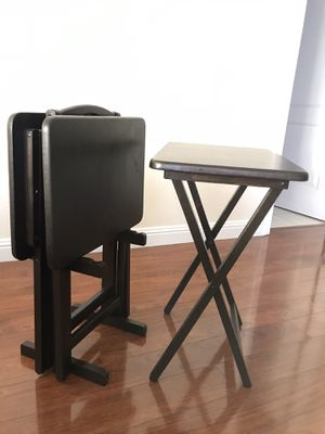 Table with stand for Sale in San Jose, CA