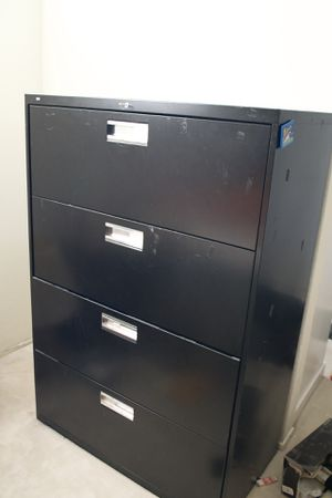 "Lateral 36"" 4 drawers file cabinet for Sale in San Jose, CA"