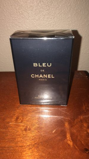 New and sealed in box Chanel Bleu parfum for Sale in Portland, OR