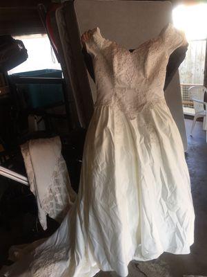 Wedding dress for Sale in Cicero, IL