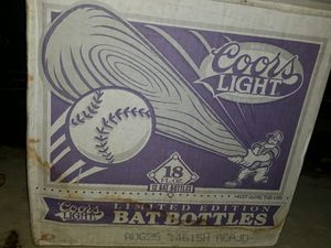 Vintage Coors Light for Sale in Clearwater, FL