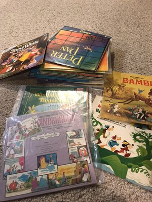 Vintage Disney records for Sale in Avon, OH