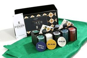 Sterling Goods poker set. for Sale in San Antonio, TX