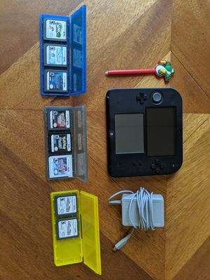 Nintendo 2 DS + Games for Sale in Hesperia, CA