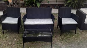Brand New 4 Piece Patio Sets!!!! for Sale in Clearwater, FL