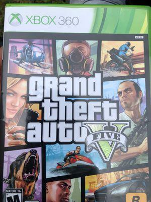 Gta 5 Xbox 360 for Sale in Victoria, TX