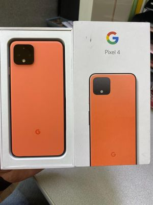 GOOGLE PIXEL 4 64GB BRAND NEW AT&T OR CRICKET for Sale in Garland, TX