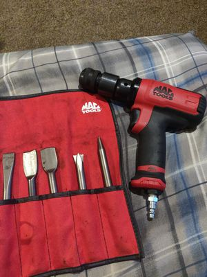 Mac air chisel real nice shape and attachments for Sale in Osteen, FL